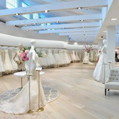 Kleinfeld Bridal boutique comes to Toronto!