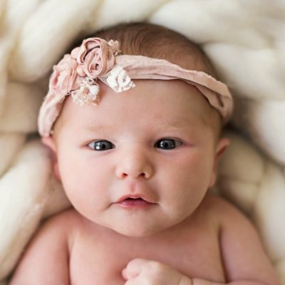 Newborn Session with Melissa Yvonne Photography + Session Giveaway!!