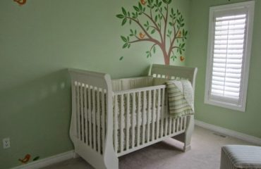Ashlynn's Nursery Reveal!