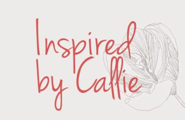 Winner of the $30 credit to Inspired by Callie!