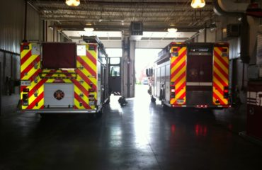 Fire Hall Tour