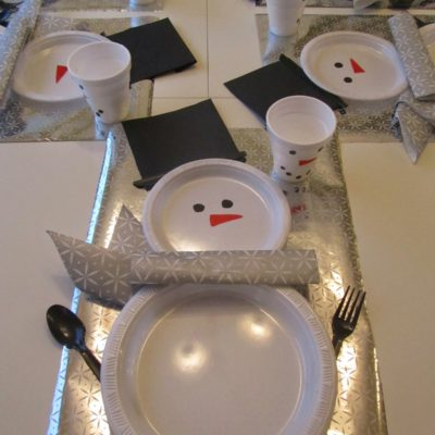 How to host a Snowman Breakfast!