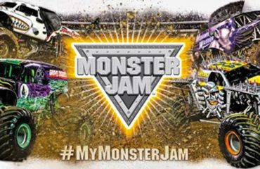 Monster Jam at The Rogers Centre + Giveaway!
