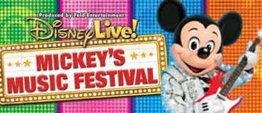 Winner of The DisneyLive! Mickey's Music Festival is………