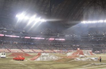 Our Night at Monster Jam!