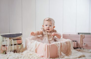 Ashlynn's 6 Month Photo Shoot
