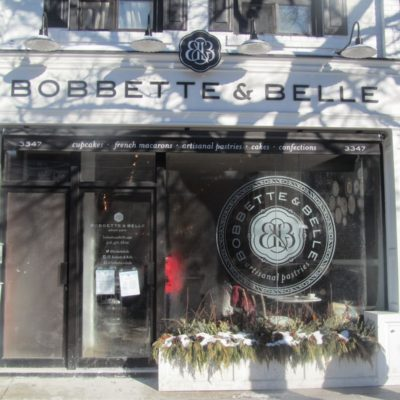 My visit to Bobbette & Belle artisanal pastry shop!