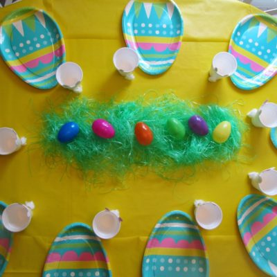 How to Host an Easter Eggstravaganza Party for kids!