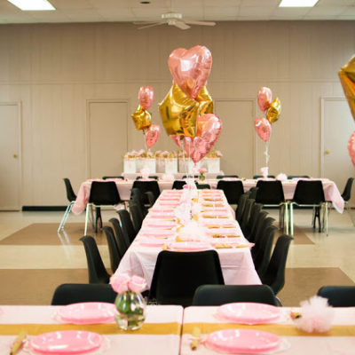 Creating a Ballerina Themed Birthday Party