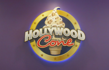 A hot summer night calls for a visit to Hollywood Cone!