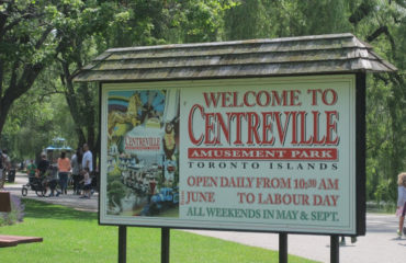 Our Visit to Centre Island in Toronto!