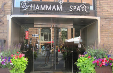My visit to Hammam Spa!