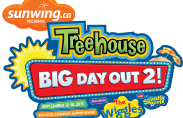 Giveaway! Giveway! Win 4 tickets to Treehouse Big Day Out 2!