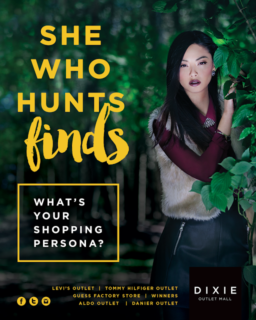 """""""She Who Hunts Finds"""" Blogger Challenge with Dixie Outlet Mall!"""