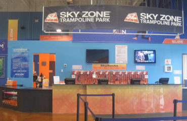 Our Visit to Sky Zone in Whiby