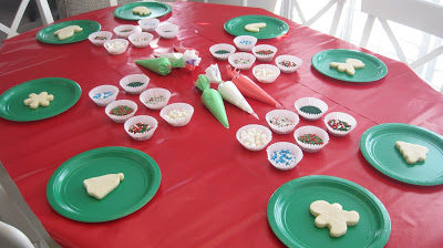Hosting a Christmas Cookie Workshop!