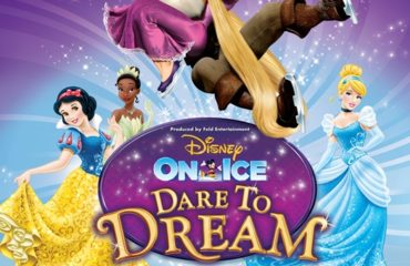 Disney On Ice: Dare to Dream + Giveaway!!!
