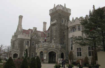 Our visit to The Magical Toyland at Casa Loma