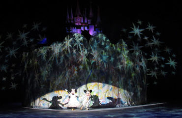 Our Night at Disney On Ice: Dare to Dream Show!