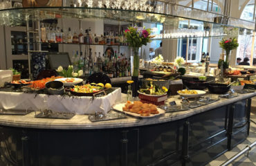 Sunday Brunch at Colette Grand Café