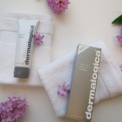 Review:  Charcoal Rescue Masque by Dermalogica!