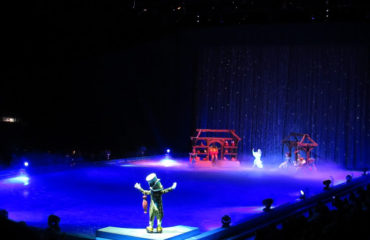 Our Night at Disney On Ice 100 Years of Magic!