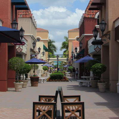 Successful Shopping Trip to Miromar Outlets in Estero, Florida!