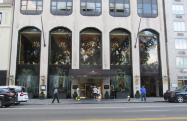 Our Stay at the Park Lane Hotel in NYC