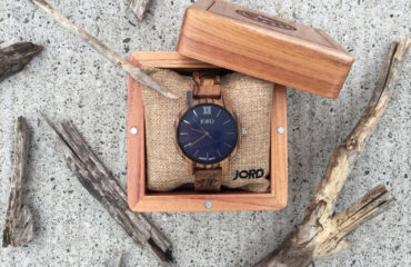 JORD Wood Watch + Giveaway!