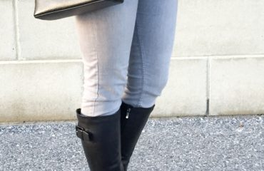 ECCO Knee High Boots