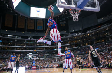 Harlem Globetrotters are coming to Oshawa!
