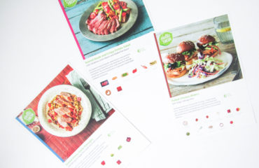 Weekly Meals with Hello Fresh!
