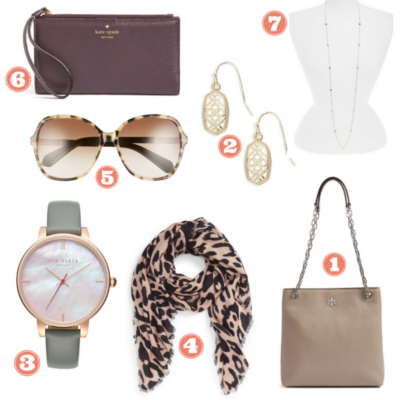 Accessories I love from the Nordstrom Sale!