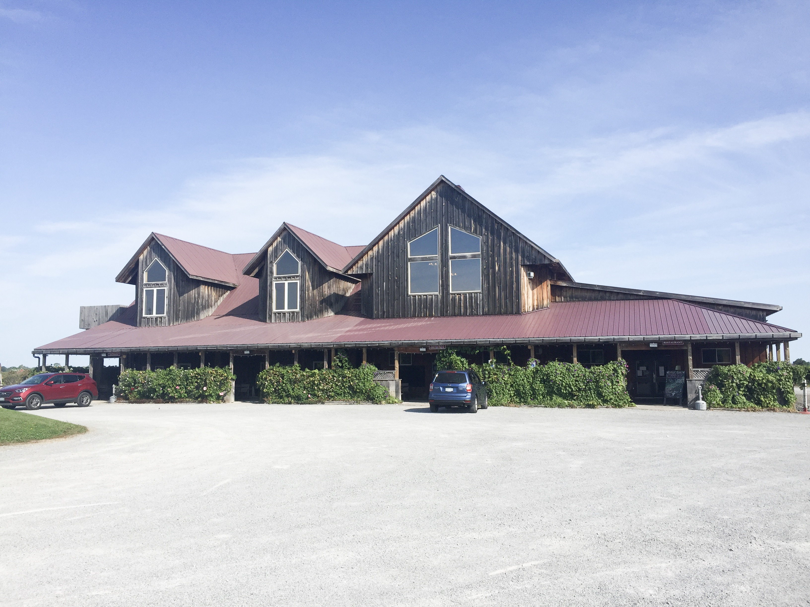 Caroline Cellars- Niagara-on-the-lake