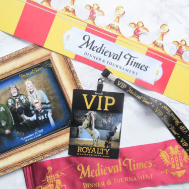Medieval Times Review on Livin Life with Style