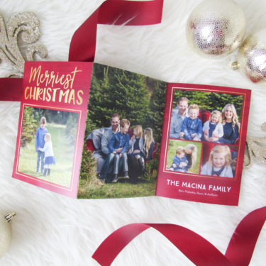 Christmas Cards from Shutterfly