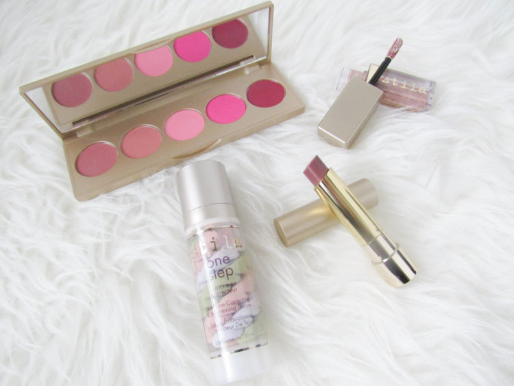 Stila Makeup Review on Livin Life with Style