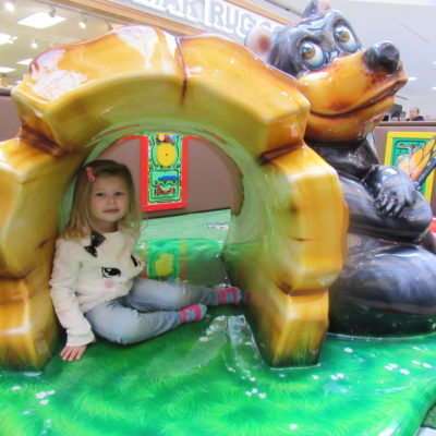 New Toddler Play Park at Pickering Town Centre