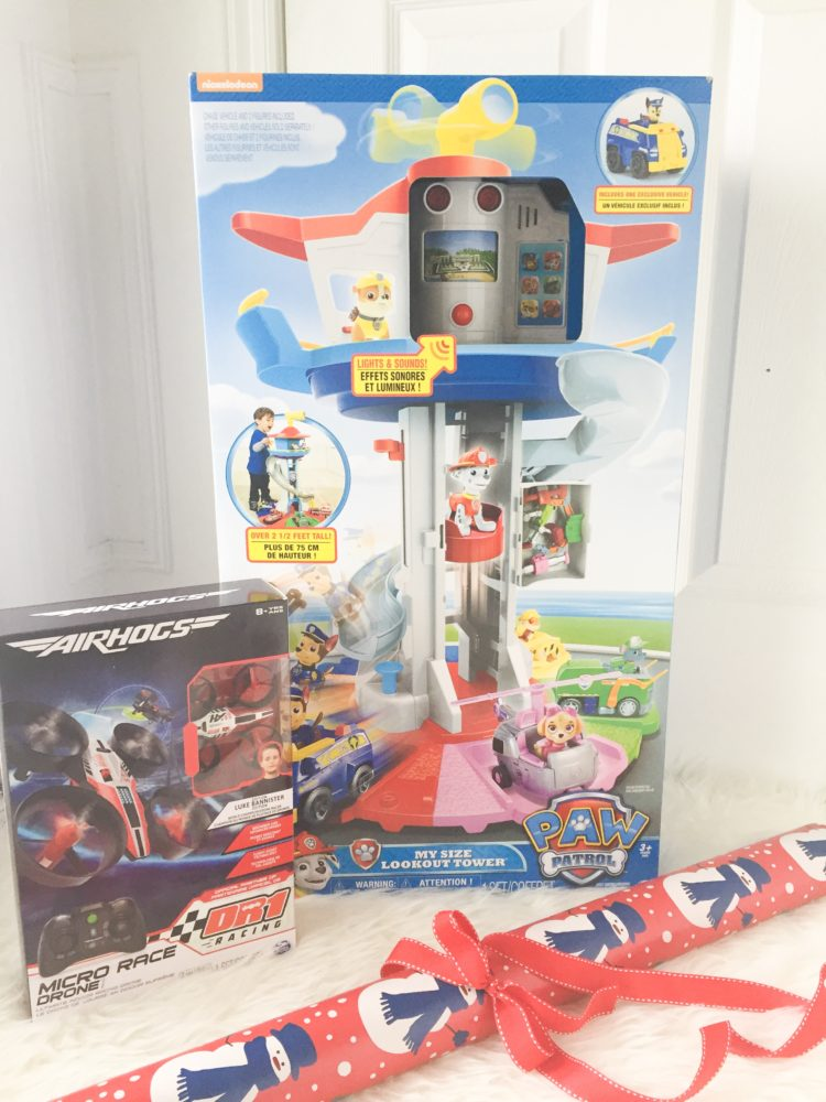 Spin Master Drone & Paw Patrol My Size Lookout Tower