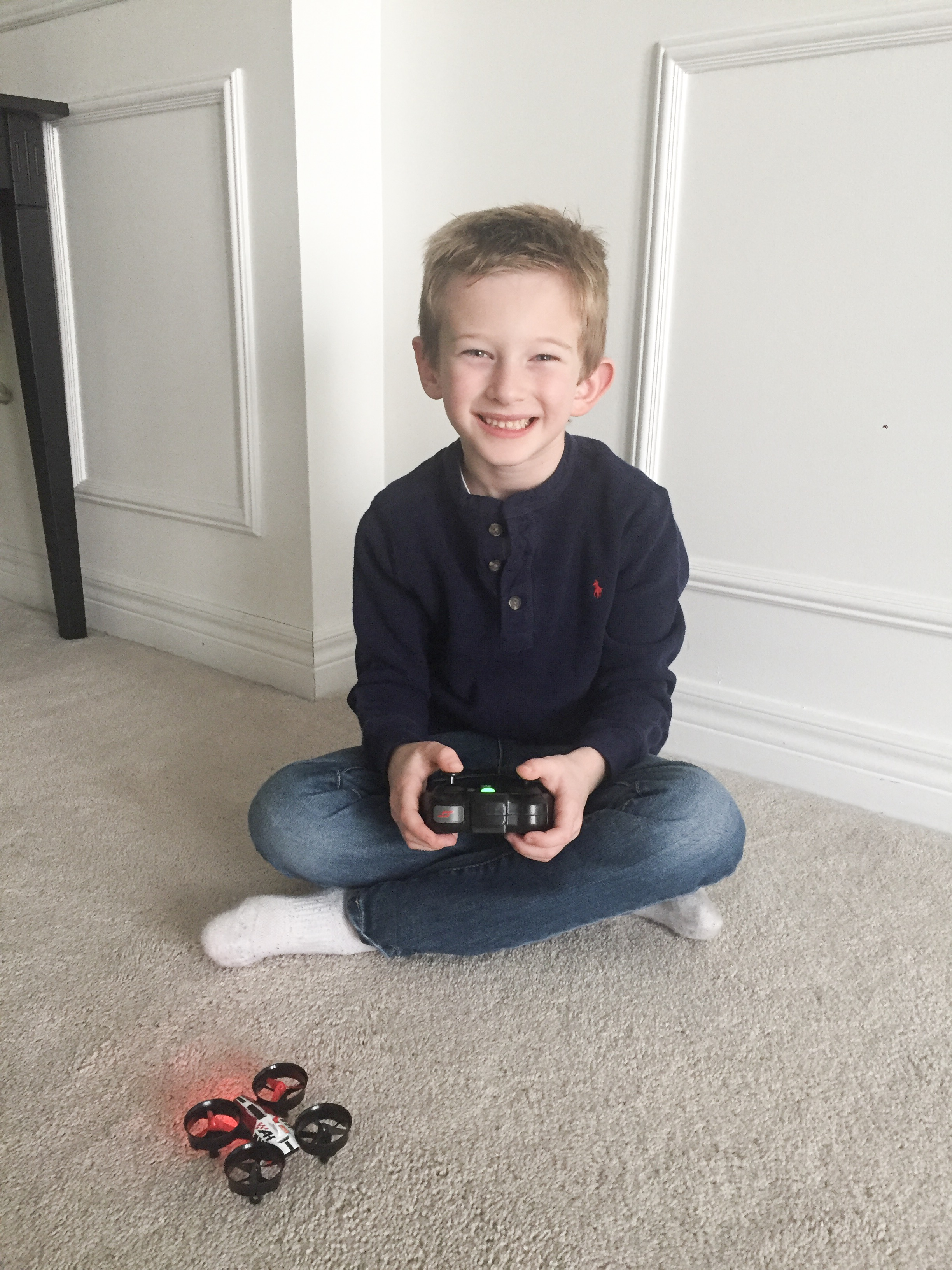 Review on the Air Hogs Micro Race Drone by Spinmaster