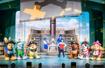 "PAW Patrol Live! ""The Great Pirate Adventure"" in Toronto! (Giveaway)"