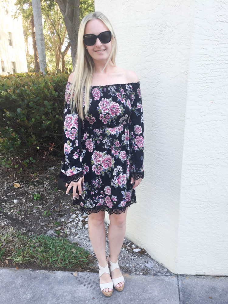 Target Dress on Livin' Life with Style