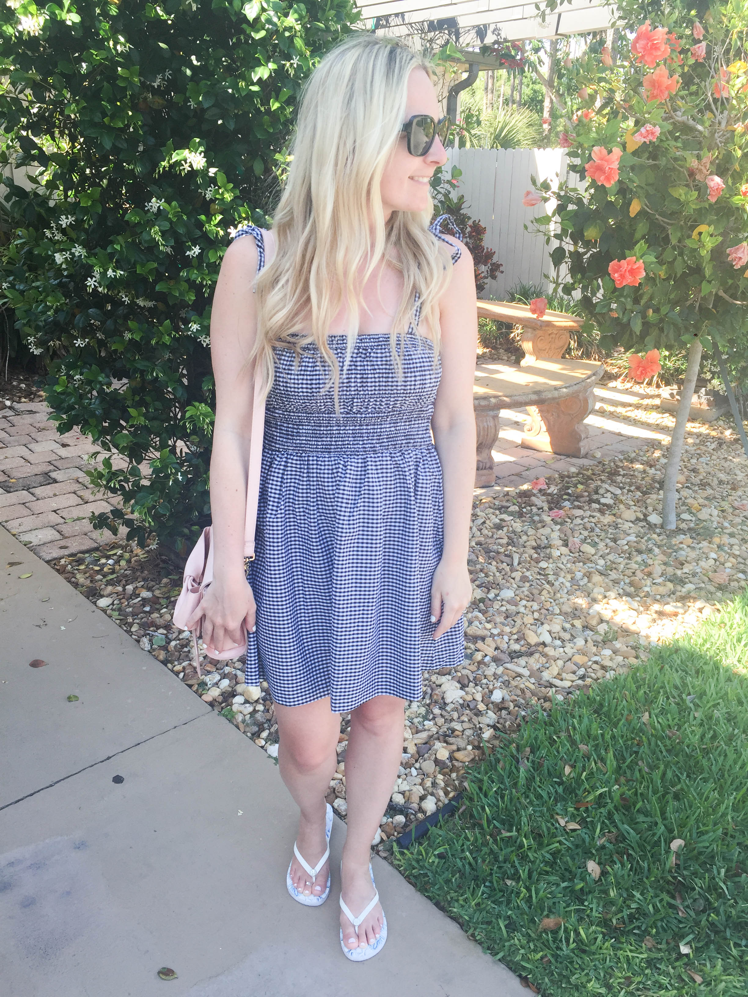 Gingham Dress from Forever 21