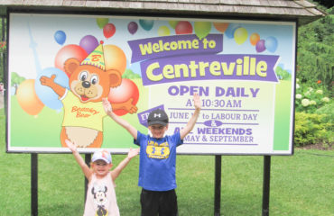 Review on Centreville in Toronto on Livin' Life with Style