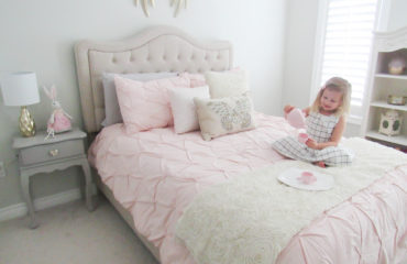 Ashlynn's Big Girl Room Reveal!