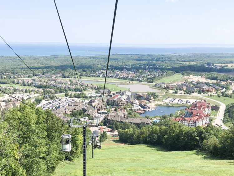 Blue Mountain Resort Review- Livin' Life with Style