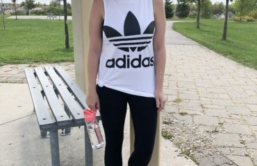 Adidas Workout Top- Lvin' Life with Style