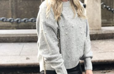 Grey Sweater - Livin' Life with Style