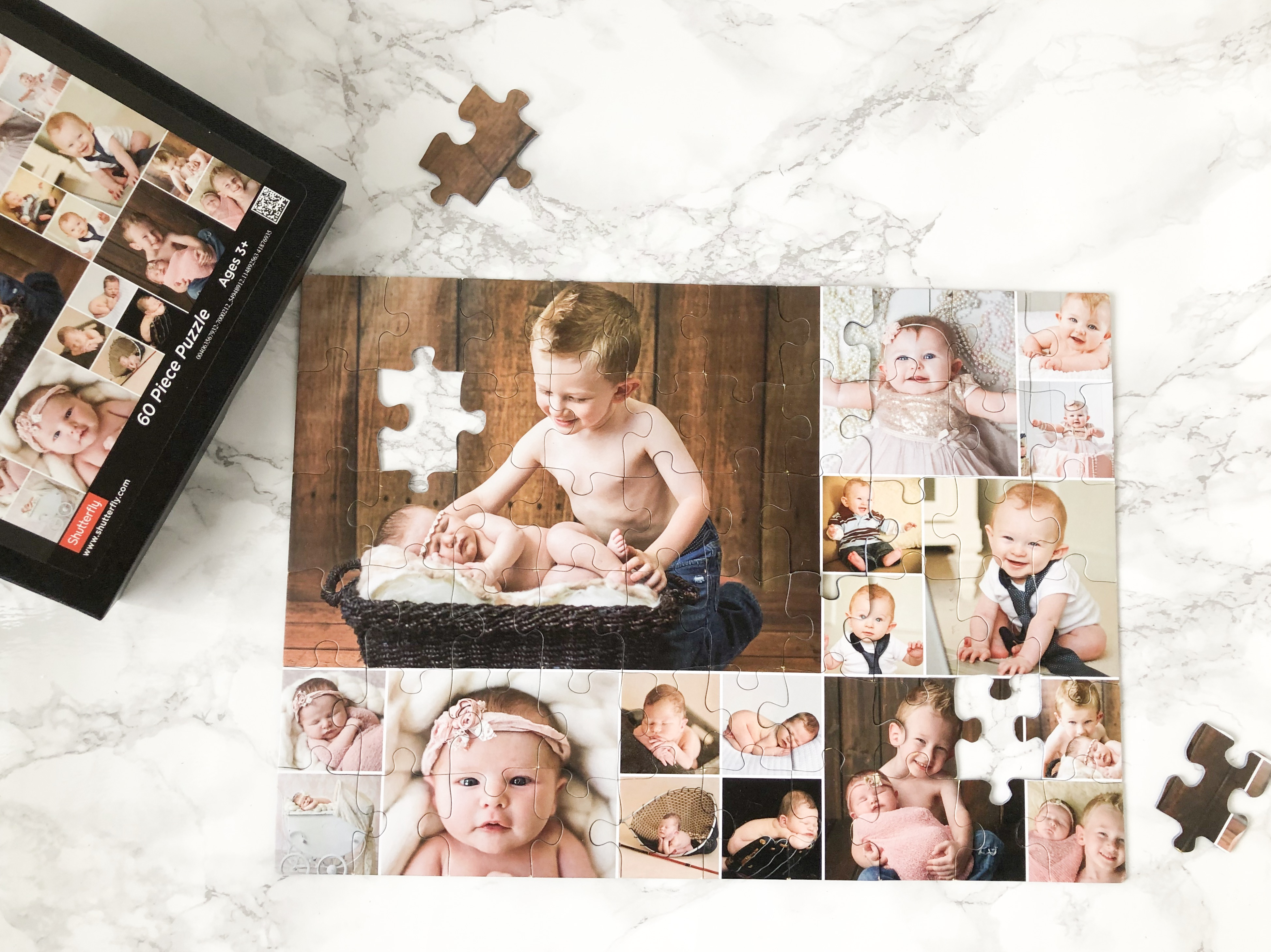 Custom Puzzle from Shutterfly