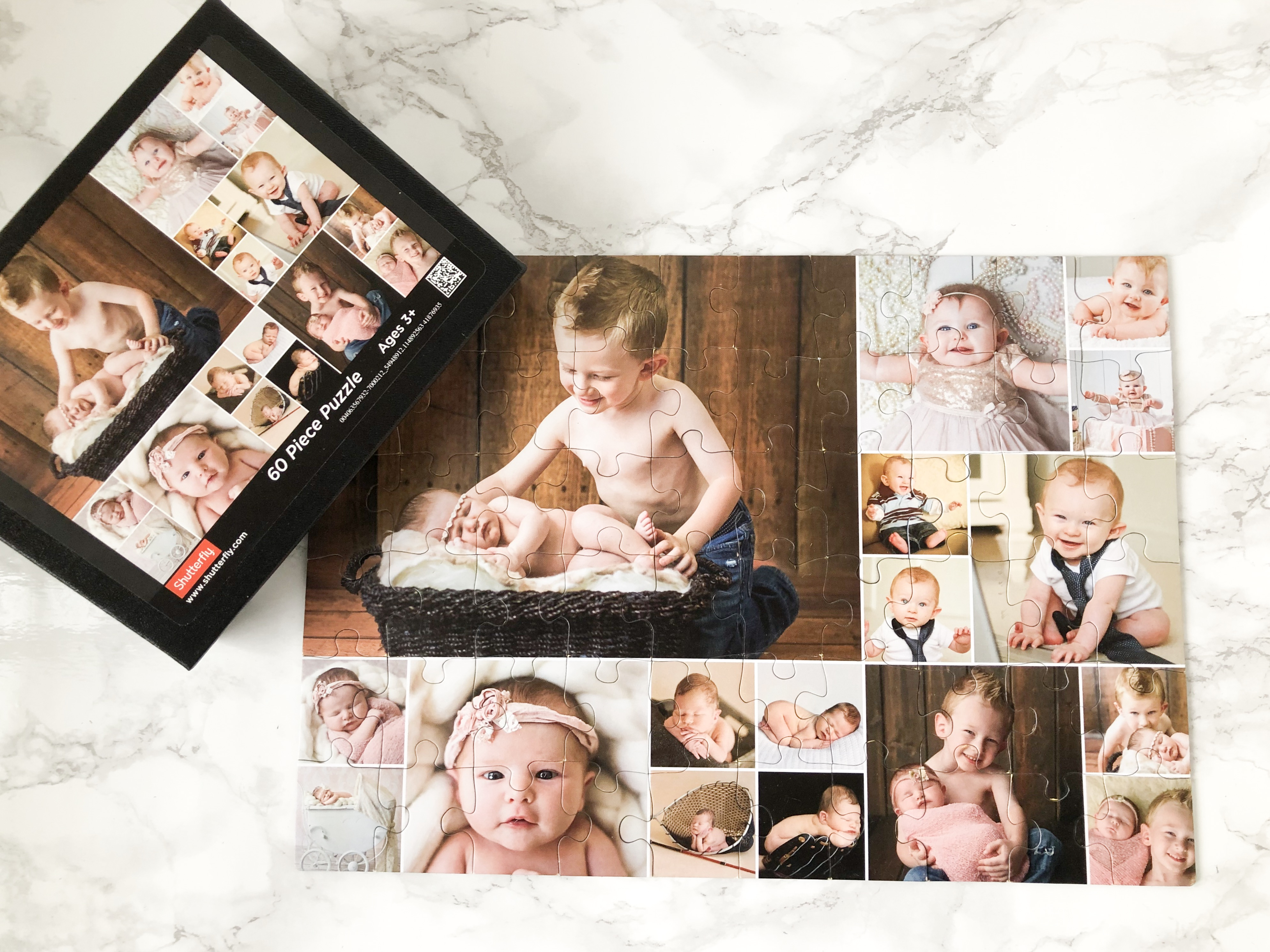 Custom Puzzle from Shutterfly on livin life with style